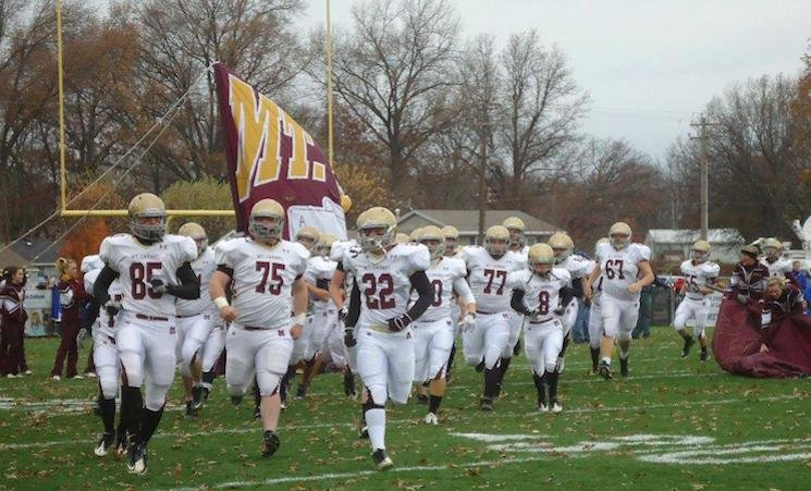 Mt. Carmel was less than 3 minutes away from a state semifinal appearance before losing a 21-point lead — Facebook
