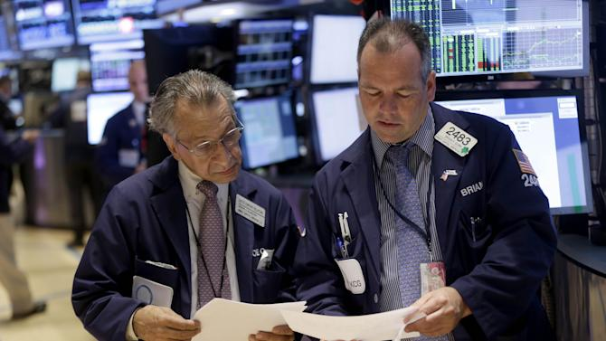 Global stocks tentative ahead of US jobs report