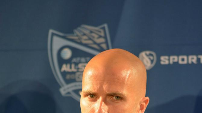 MLS: All Star Game-Press Conference