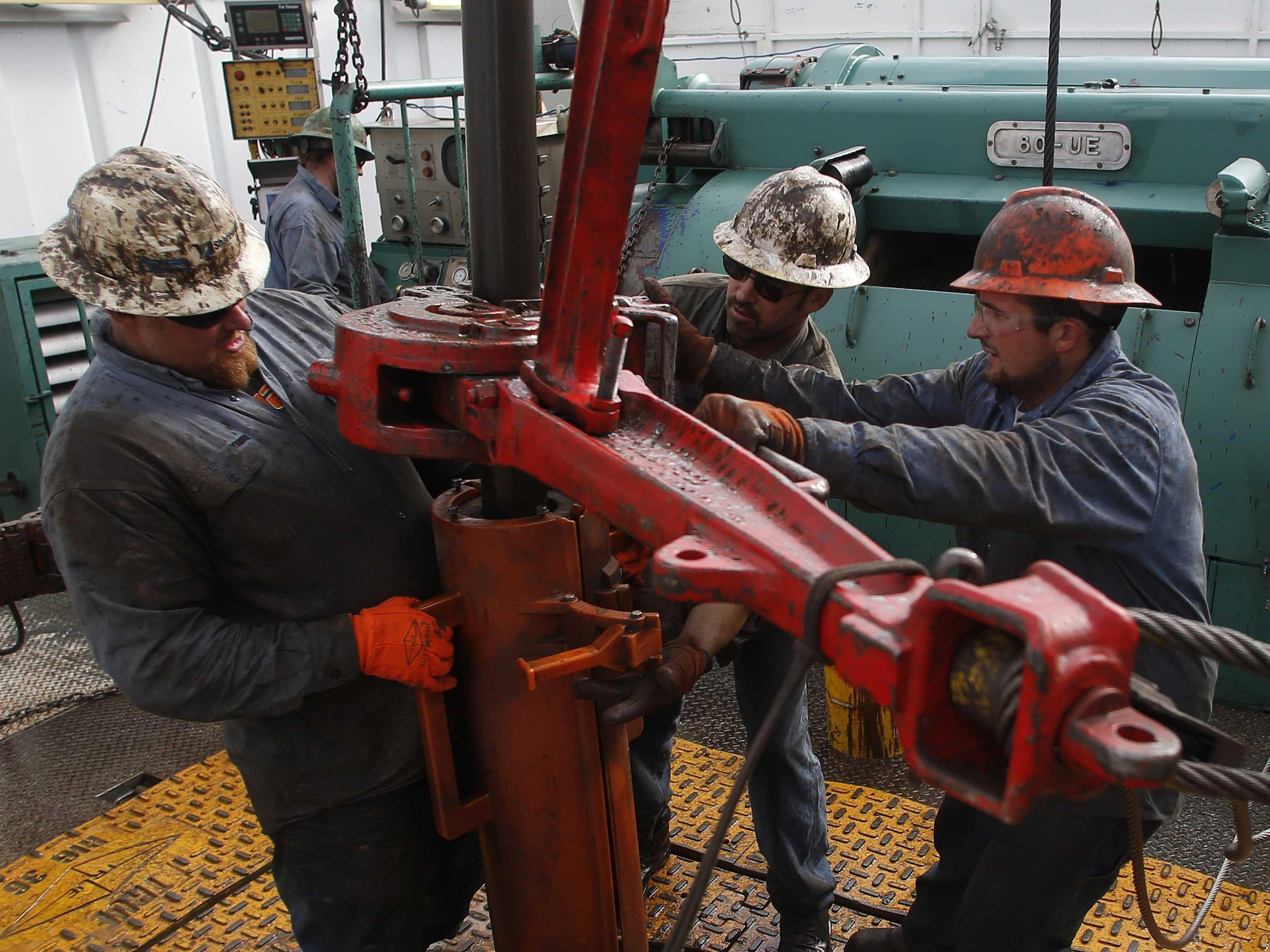 US oil rig count falls for 21st straight week