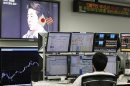 Strong Asian gains overshadowed by U.S. fiscal cliff