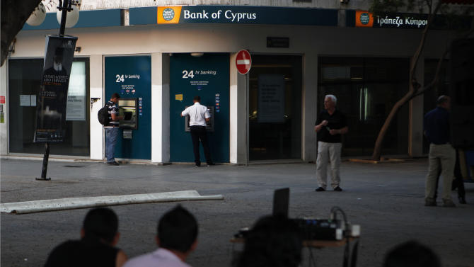 Cyprus seeks help from creditors for troubled bank