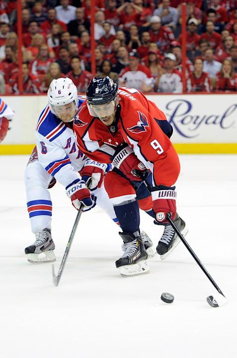 New York Rangers v Washington Capitals - Game Five