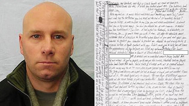 Love Letter Helps Convict Robber (ABC News)