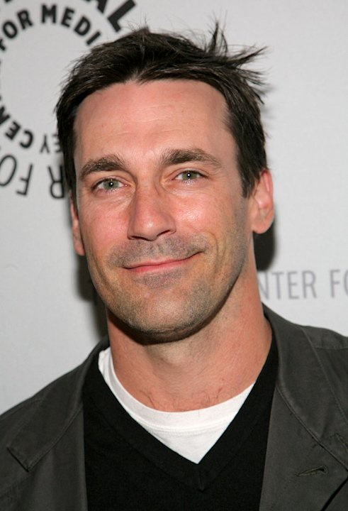 Jon Hamm attends Smoke and Sympathy: A Toast to Mad Men at The Paley Center for Media in Beverly Hills on October 10, 2007 in Los Angeles, California.