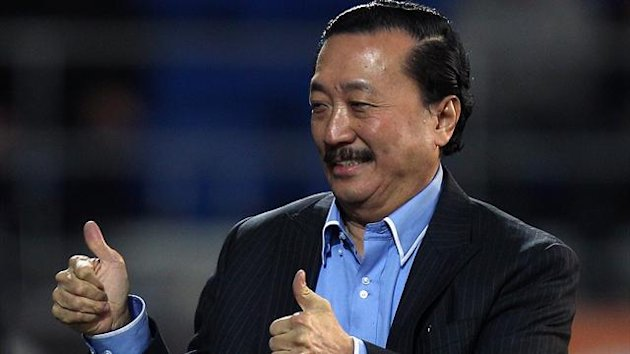 Cardiff City owner Tan Sri Vincent Tan Chee Yioun
