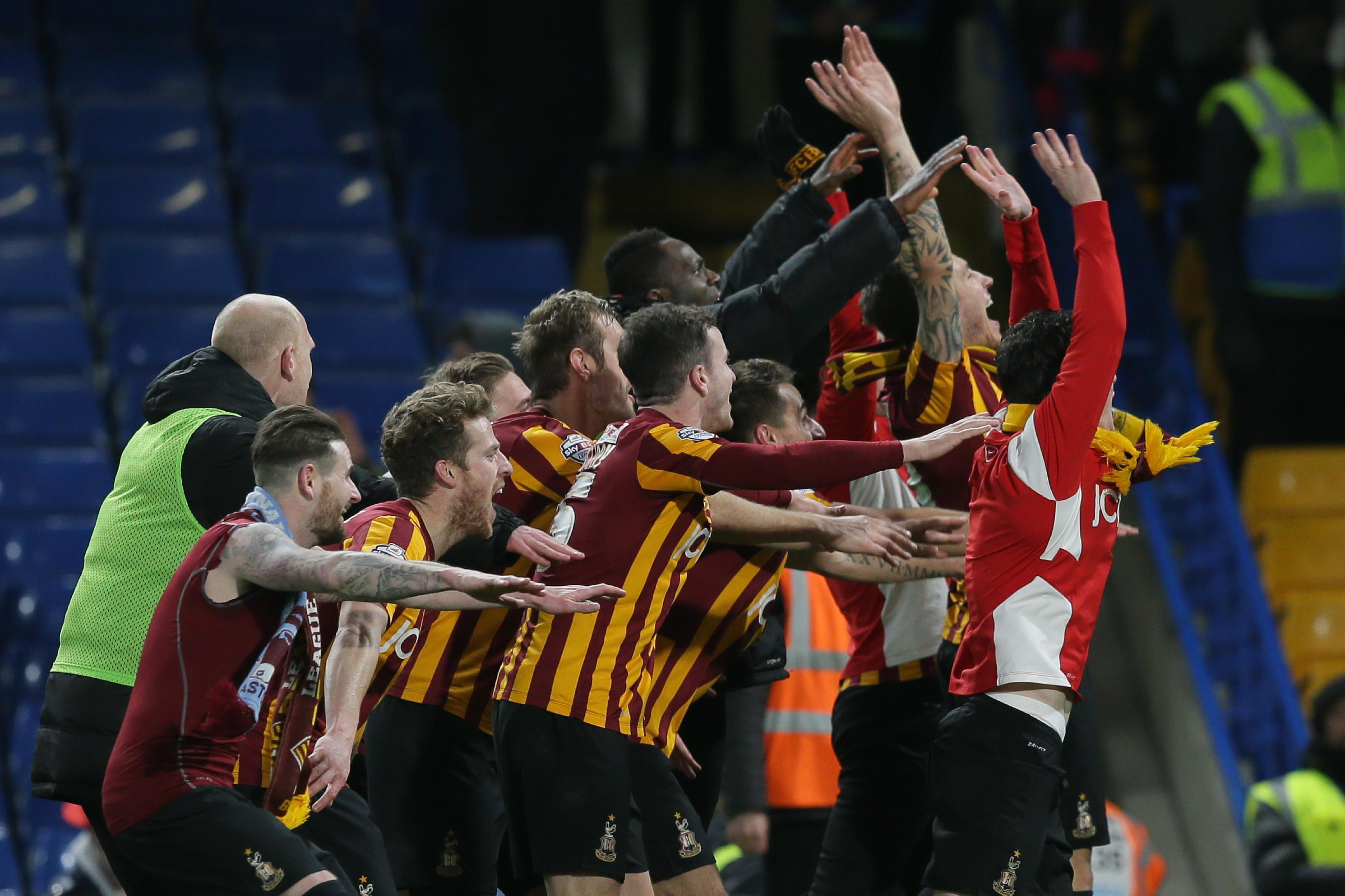 Defying soccer logic, FA Cup provides weekend to savor