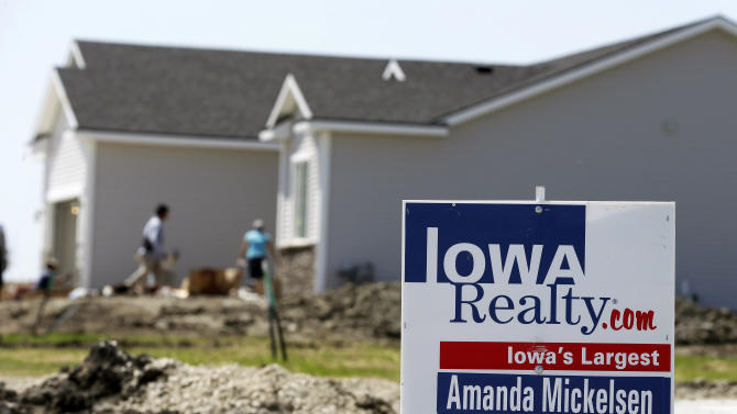 US new home sales rocket higher in May