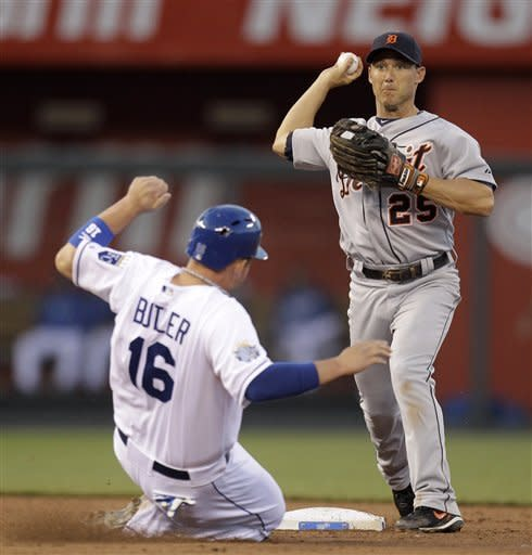 Cabrera, Tigers send Royals to a 6th straight loss