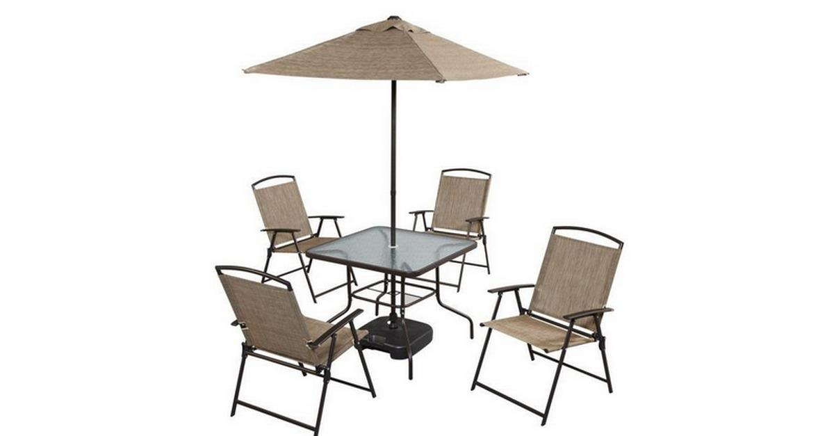 7pc Patio Dining Set $99 with Pickup at Home Depot