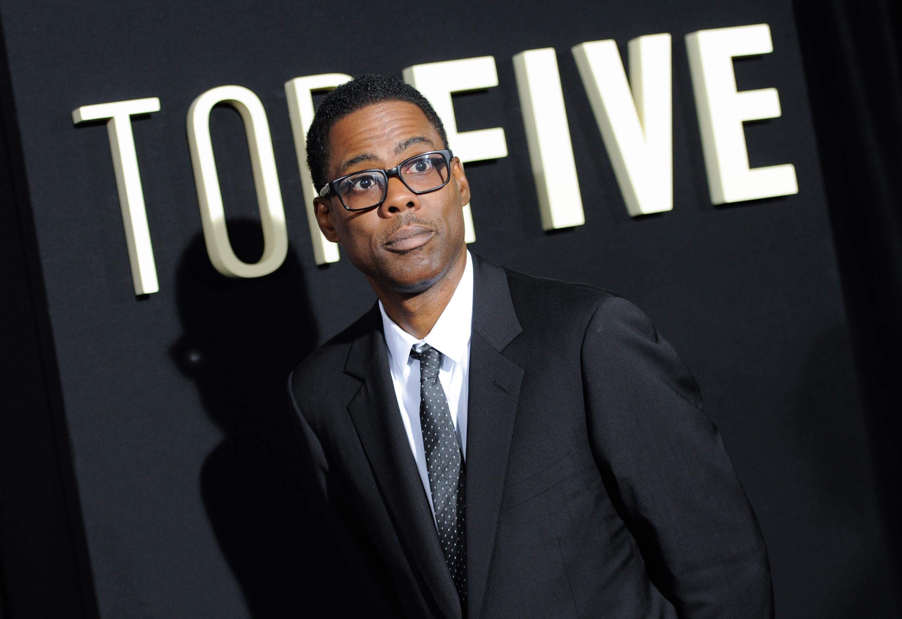 Chris Rock Slams Jackie Robinson Biopic '42'