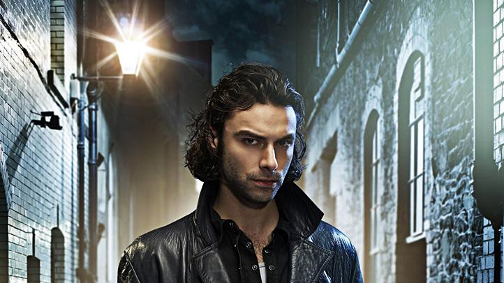 "Aiden Turner stars in ""Being Human."""