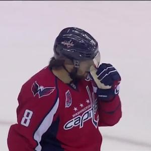 Edmonton Oilers at Washington Capitals - 01/20/2015
