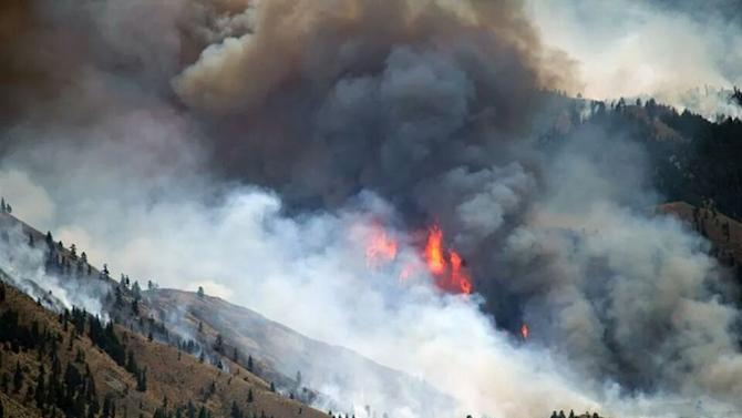 Obama Declares Washington's 250,000-Acre Wildfire An Emergency
