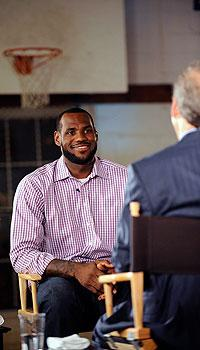 LeBron's decisive backlash tops all stories