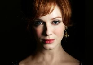 Eye on Emmy: Christina Hendricks Reflects on Joan's Rise and Mad Men's One Taboo Twosome