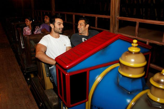 Salman relives his childhood