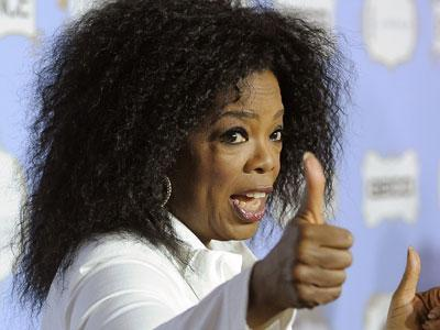 Oprah Winfrey Honored With Essence Power Award