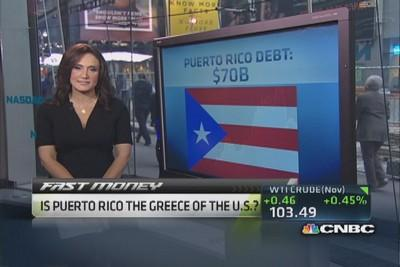 Puerto Rico debt hammered