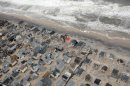 Photos: Sandy devastates New Jersey