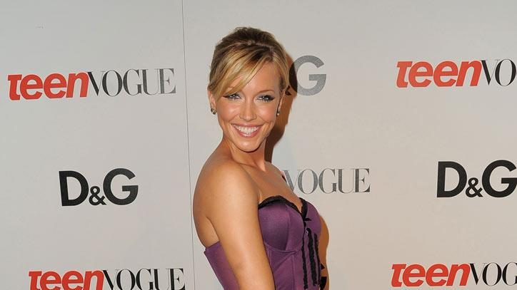 Katie Cassidy arrives at the 7th Annual Teen Vogue Young Hollywood Party at Milk Studios on September 25, 2009 in Hollywood, California.