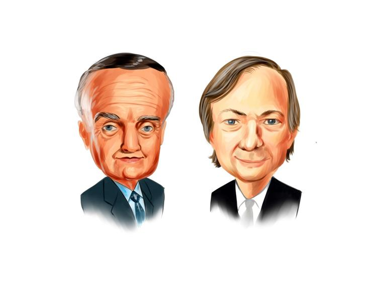 Leon Cooperman Blames 'Risk Parity' Investors Like Bridgewater Associates For Exacerbating Market Tumult