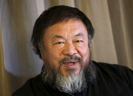 Chinese artist Ai Weiwei and singer Joan Baez get Amnesty's top rights award