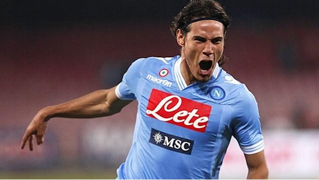 Serie A - City to offer Dzeko and £35m for Napoli's Cavani - reports