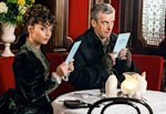 Jenna Coleman and Peter Capaldi | Photo Credits: BBC