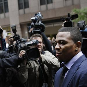What happens next for running back Ray Rice?