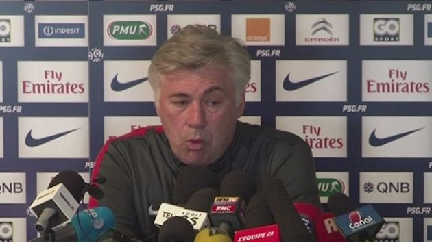 Ancelotti reflects on 'wonderful' Paris experience