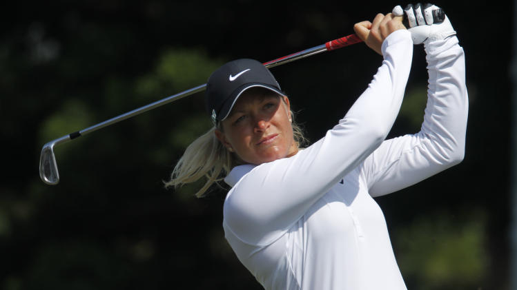 Pettersen leads Australian Open after 1st round