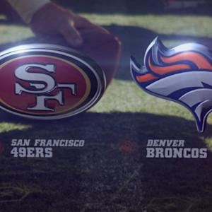 Week 7: San Francisco 49ers vs. Denver Broncos highlights