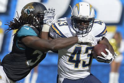 Fantasy football advice, Week 12: Who to start/sit for Chargers vs. Jaguars