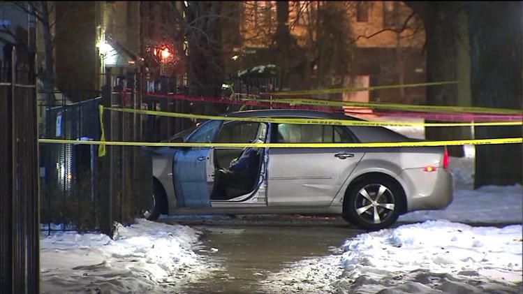 Two men were found dead in South Shore
