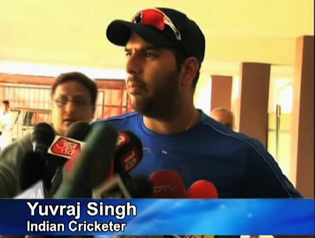 Yuvraj Singh aims to comeback with T20 World Cup 