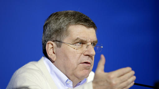 Bach: 'I am still assured' of security in Sochi