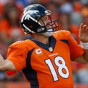 Week 2: Denver Broncos quarterback Peyton Manning highlights