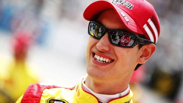 Video Blog: Joey Logano