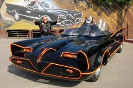 TV's Original Batmobile To Be Auctioned Off