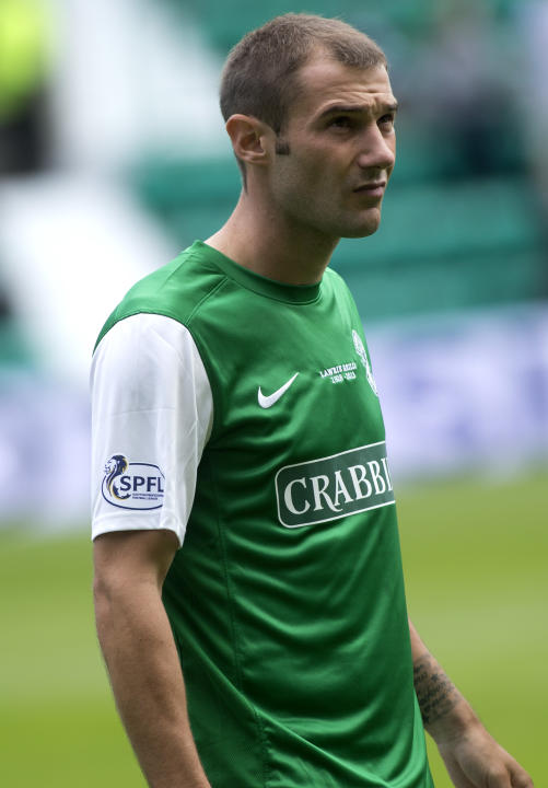 Soccer - Scottish Premier League - Hibernian v Motherwell - Easter Road