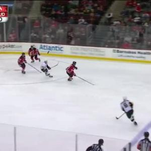 Cory Schneider Save on Robert Bortuzzo (05:45/3rd)