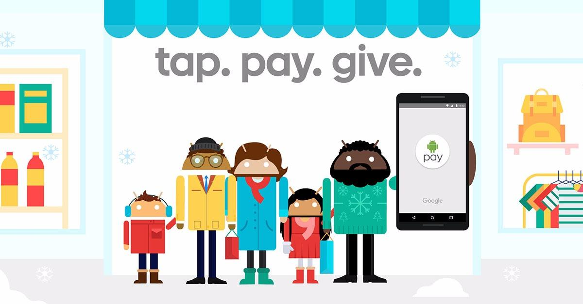 Tap. Pay. Give.