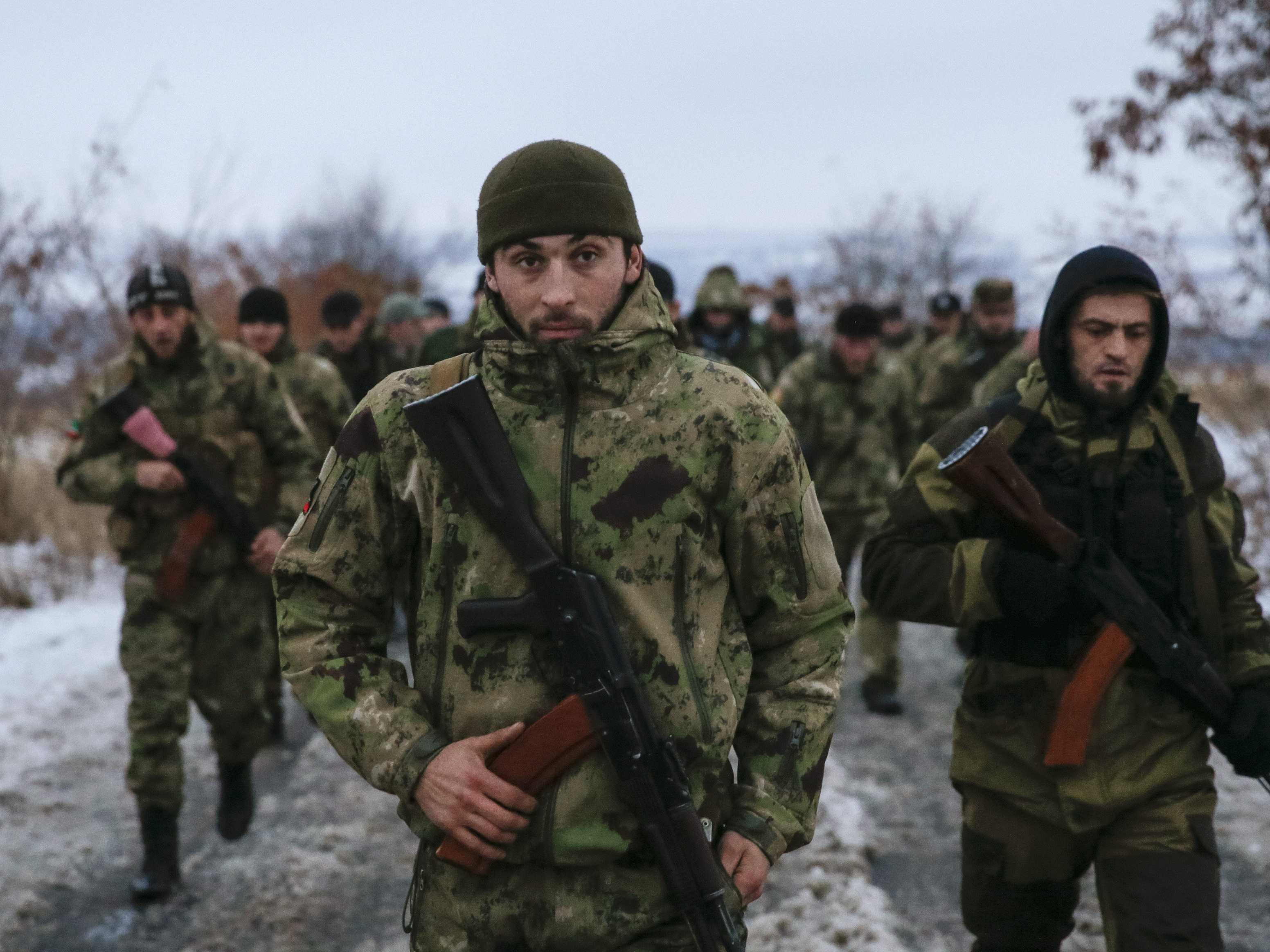 The pro-Russia separatist regions just named Crimea as a part of Ukraine