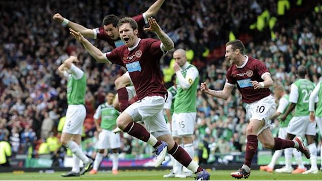 Scottish Football - Hibs handed Hearts test