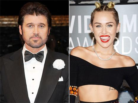 Miley Cyrus, MTV Anger Parents Television Council, Billy Ray Cyrus Serves on the Board