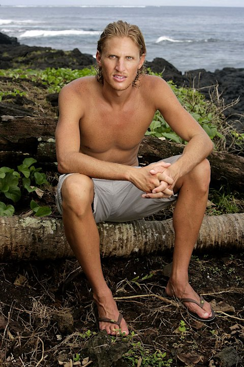 "Villain Tyson Apostol, a professional cyclist, previously seen on ""Survivor: Tocantins,"" is one of the 20 returning castaways set to compete in ""Survivor: Heroes vs. Villains."""
