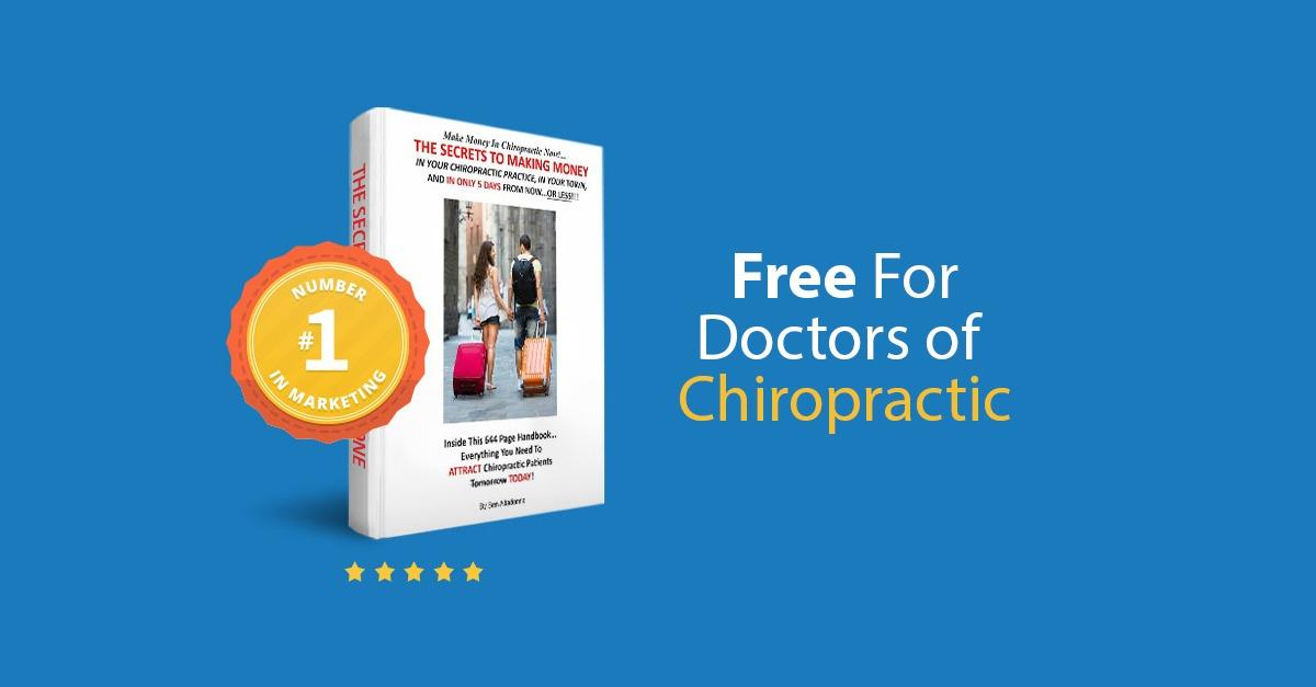 FREE For Doctors of Chiropractic