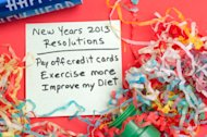 Resolve to get out of debt in the New Year