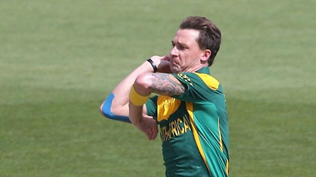 South Africa paceman claimed three for 33 against Pakistan in the first one-day international at Newlands.